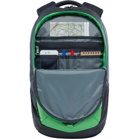 The North Face Jester Backpack Classic Green/Asphalt Grey